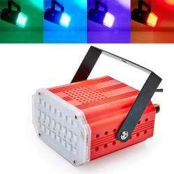 Flash led RGB 10w