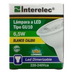 Dicroica Led 6.5w 36°...