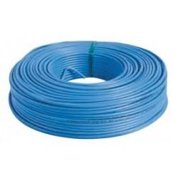 Cable Unipolar 4 MM Celeste...
