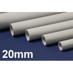 Caño PVC 20MM pesado Polivinil