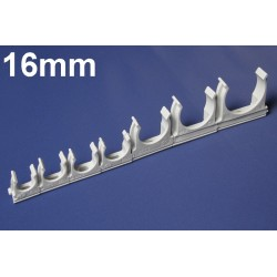 Grampa PVC 16MM Polivinil