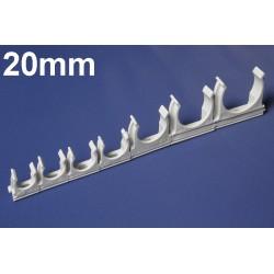 Grampa PVC 20MM Polivinil