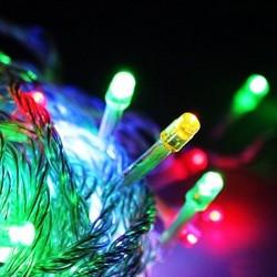 Luces navideña 100 led...