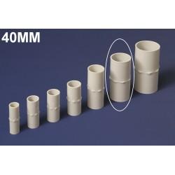 Union PVC 40MM Polivinil