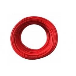Cable Unipolar 1.00MM Rojo...