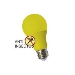 Foco Led 8w Anti Insectos...