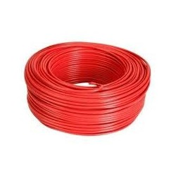 Cable Unipolar 1.50MM Rojo...