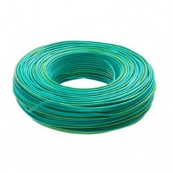 Cable Unipolar 2,50MM Verde...