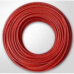 Cable Unipolar 2,50MM Rojo...
